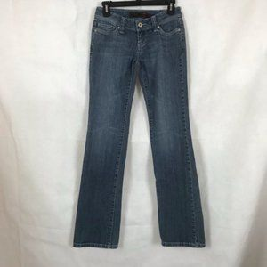 G by Guess Jeans Size 25 Naomi Low Bootcut